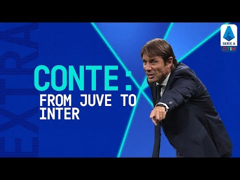 From Juve to Inter: The Conte Journey | Serie A Extra | Serie A