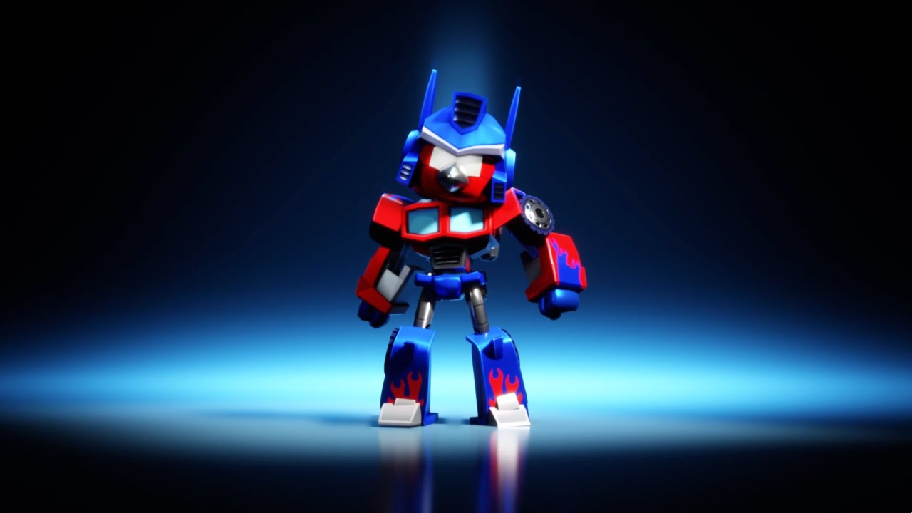 Angry Birds Transformers Red As Optimus Prime Youtube