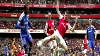 Laurent Koscielny - Top 10 Interceptions and 5 Goals