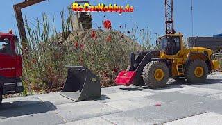SUPER R/C TRUCK ACTION MINIATUR CONSTRUCTION Father's Day 2020 part4