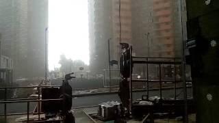 Смотреть видео Ураган в Москве, когда погибло 14 человек. онлайн
