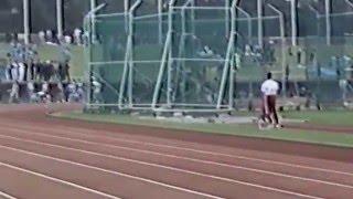 1990 400MR Junichi Watanabe vs Masaru Osone 渡辺 潤一 大曽根 勝(高校2年)