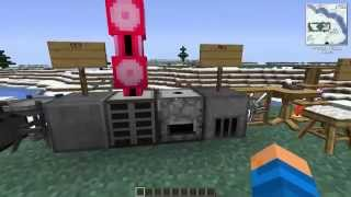 Pokkit V - Extreme Industrial ModPack +100Mods 1.7.10 [HD]