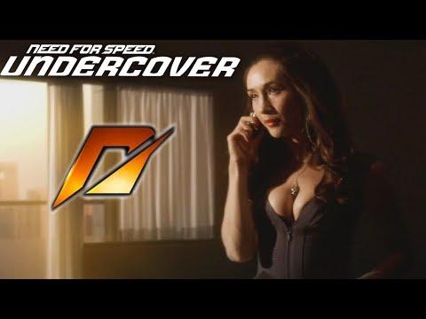 NFS Undercover - All Cutscenes (HD)