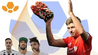Is It Time For Gerrard To Hang Up His Boots? | Comments Below