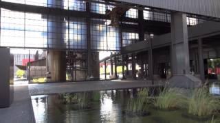 Belval-Université   Grand  Duché  de LUXEMBOURG.