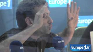 Les coulisses d'Europe 1 Midi