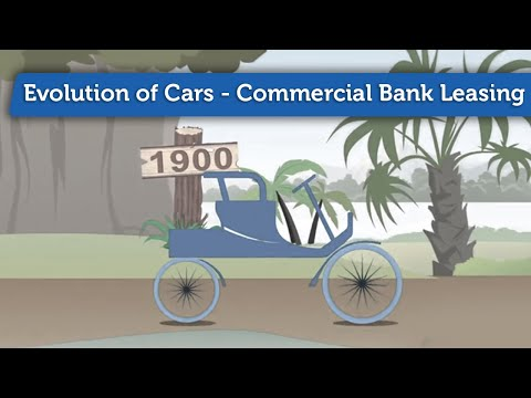 Evolution of Cars - Commercial Bank Leasing
