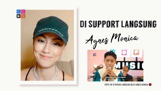 AGNEZ MO SUPPORT BETRAND PETO PUTRA ONSU NYANYIKAN KARENA KU SANGGUP (MOP MUSIC S2)