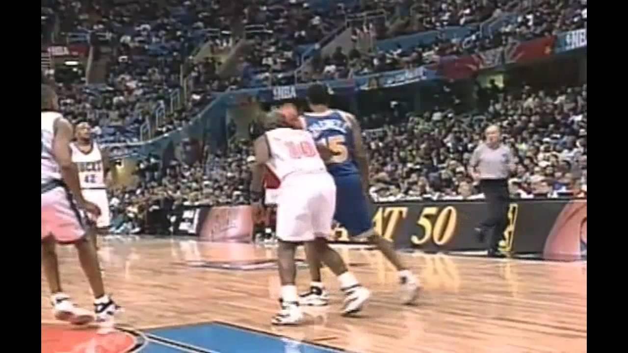 0abf4a7eb30 1997 NBA All Star Game {5} - YouTube