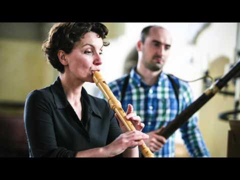 Pamela Thorby: Sonata in C Major TWV 41 C5 I Adagio-Allegro-Adagio-Allegro