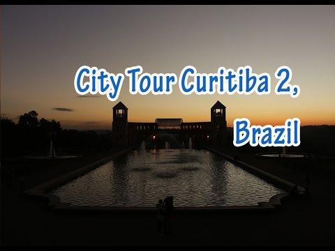WE FLEW ON WHEELS - Curitiba City tour 2, Brazil