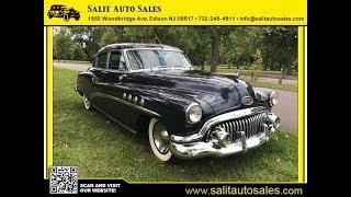 1952 Buick Roadmaster Rivera