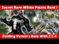 Raiding Wenom11 For Rare Secret White Paints! Last Day On Earth Survival