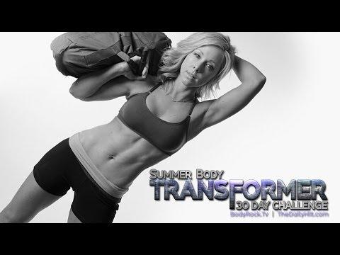 Трансформация тела - День 11