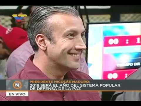 La Hora de la Salsa, último programa de 2017 con Nicolás Maduro (completo)