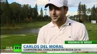 Carlos del Moral se consagra campeón del Challenge Cup de Rusia