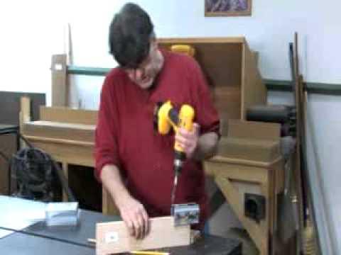 Self Centering Doweling Jig Presented by Woodcraft