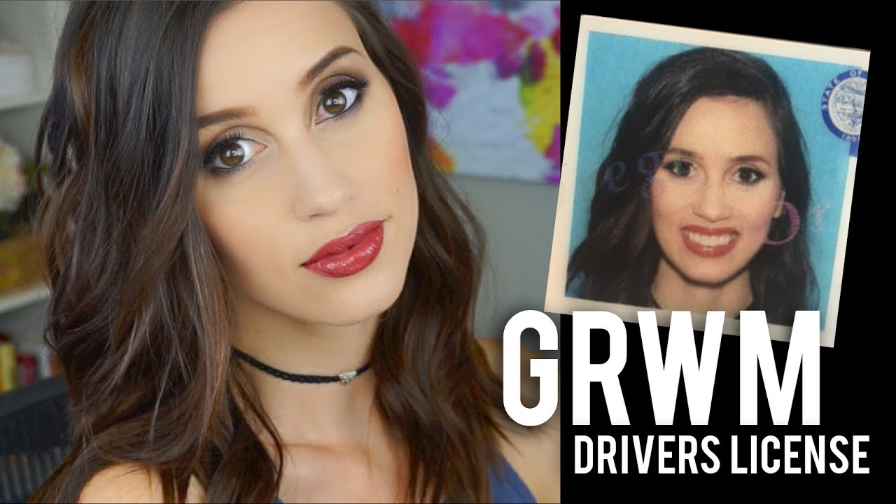 Get Ready With Me For My Drivers License Photo