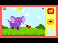 Learn Food and Feed Animals | Educational Fun Game for Kids