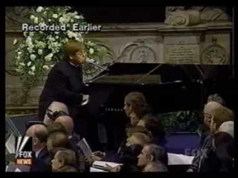 Elton John - Goodbye England's Rose - Princess Diana's Funeral
