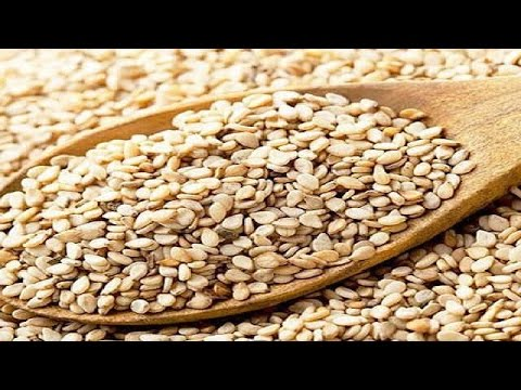 Health Benefits Of Sesame Seeds - Nutritional Information