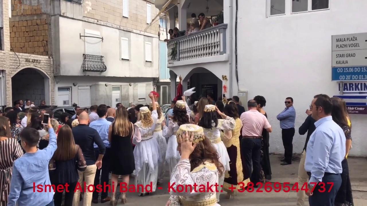 Nusja në Konak të Ri - Dasma Shqiptare 2018 - Tradita Shqiptare - Ismet Aloshi Band : +38269544737 #1