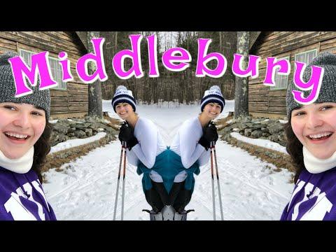 MIDDLEBURY COLLEGE vlog 2019