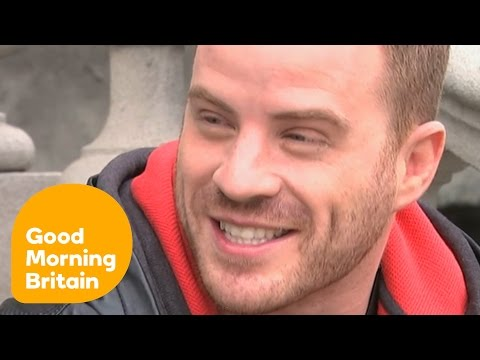 Rob Kazinsky On His Rise To Hollywood Fame  Good Morning Britain