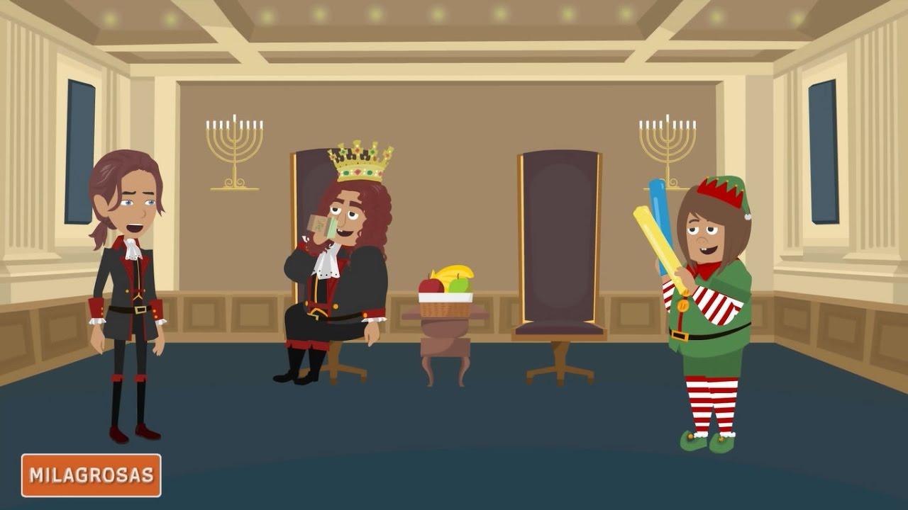Chistes buenos y graciosos   El honguito del príncipe