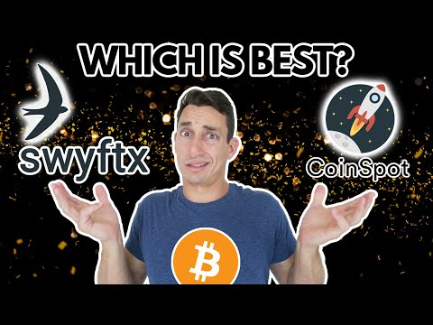 Swyftx Vs CoinSpot | Which Is Australia's Best Cryptocurrency Exchange? (2021)