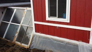 Winter Chicken Coop / Greenhouse