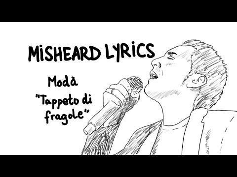 Misheard Lyrics -