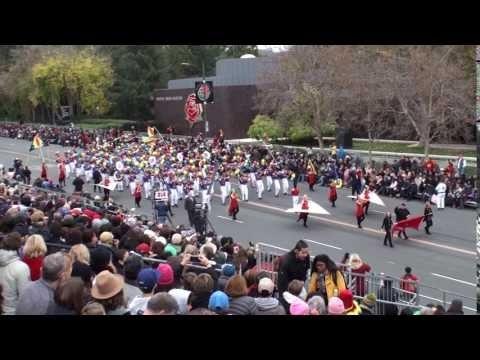 Ooltewah High School Marching Band - 2017 Pasadena Rose Parade