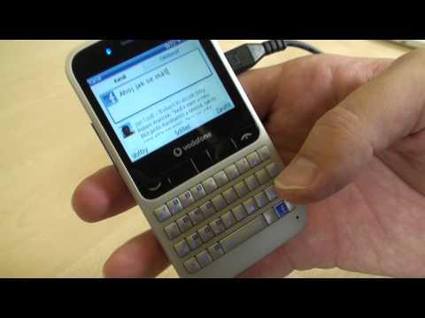 Vodafone 555 Facebook Edition