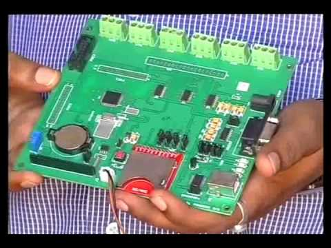 Electronic Cardless Jacquard for Handloom Weaving - 256 Hooks - Video