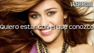 Download 7 Things - Miley Cyrus - Traducida al español MP3 song and Music Video