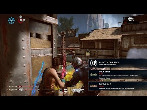 TBOW BAPTISM BONANZA! (Gears of War 4) Team Deathmatch Multiplayer Gameplay!
