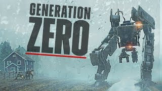 [LIVE🔴] GIANT INVASION OF SWEDEN, Open World Robot Survival Simulator | Generation Zero Gameplay