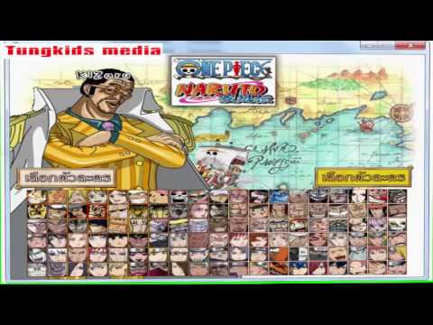 Download Game Naruto Vs One Piece Vs Fairy Tail Mugen 2014