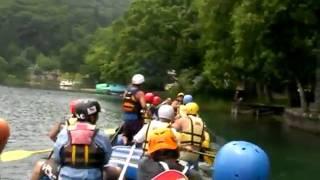 白馬アドベンチャークラブ 青木湖ボート講習 2010.7.9 その2
