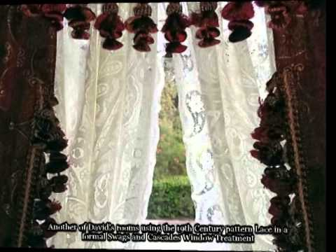 Lace Curtain Pictures from Customers