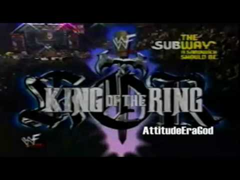 WWF King of the Ring 2000 Smash-Up
