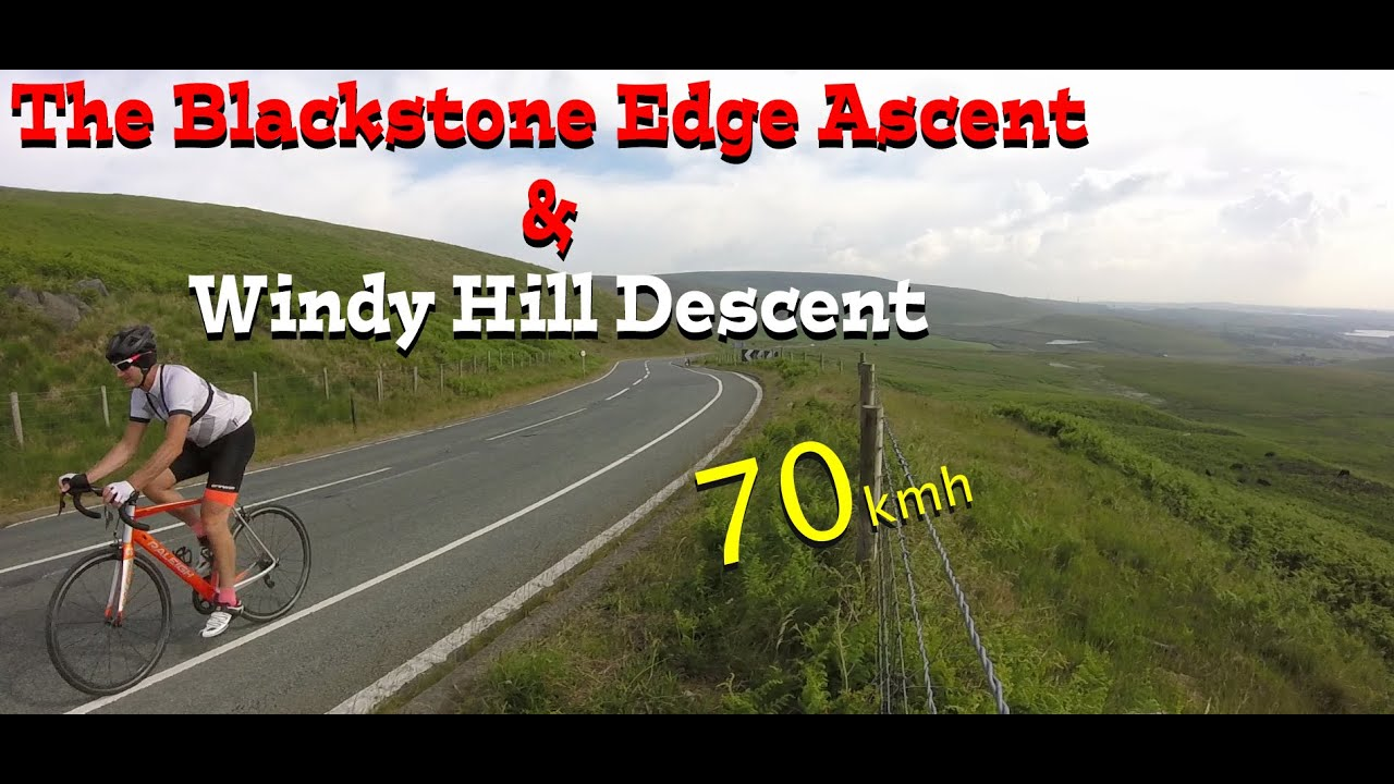 Cycling classic hilly rides in the Pennines