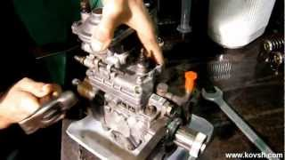 видео Почему двигатель ест масло: причины повышенного расхода смазочного материала