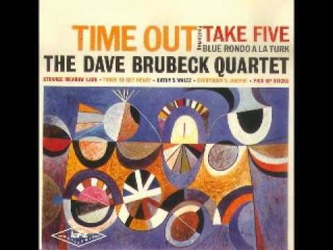 The Dave Brubeck Quartet - Time Out - 1959 (FULL ALBUM)
