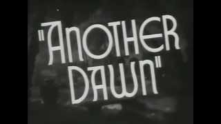 Another Dawn (1937) TRAILER - with ERROL FLYNN and Korngold's Score