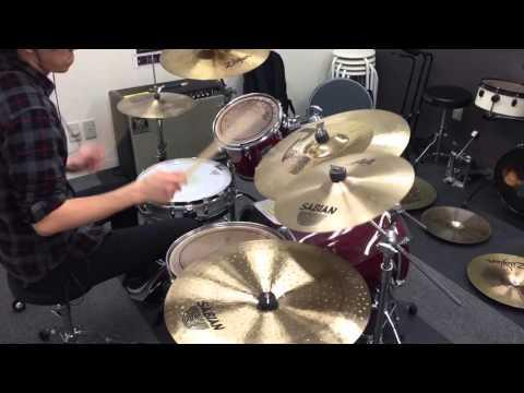 【L'Arc-en-Ciel】DAYBREAK'S BELL ドラム 叩いてみた drum cover