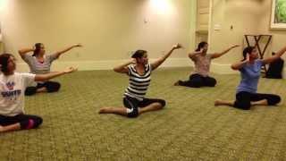 Ishaqzaade - Jhalla Wallah - Dance Practice