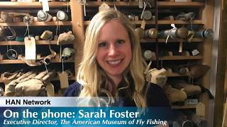 Yankee Fisherman: 50 years of the American Museum of Fly Fishing 4.26.18